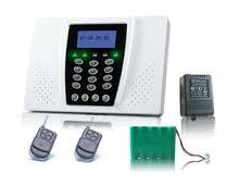 Office Alarm System for multiple department