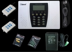 Office Security Alarm Control Panel
