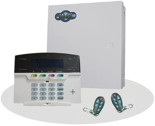 Engineering alarm host Wired wireless hybrid alarm system