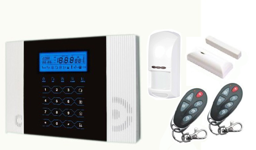 Touch Screen Smart Home Alarm Control Panel