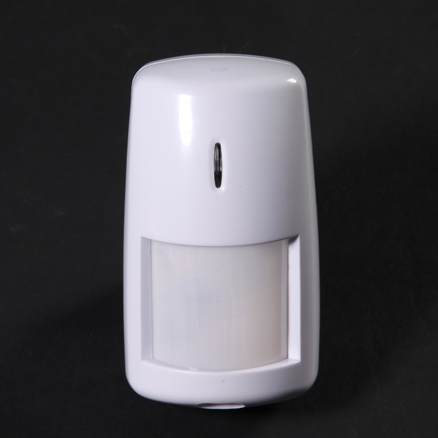 Wired PIR motion sensor indoor intrusion detector