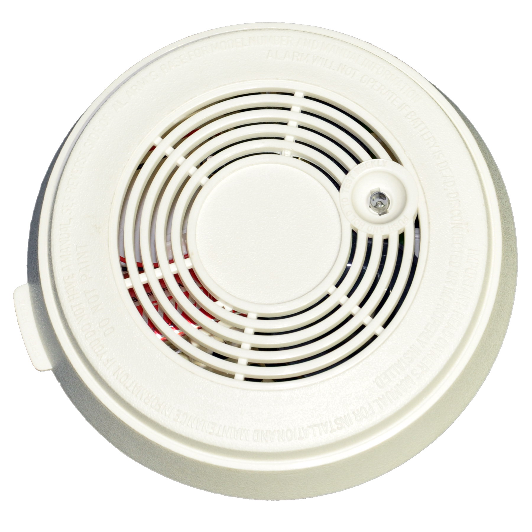 Smoke Alarm Photoelectric Sensor Early Fire Detection