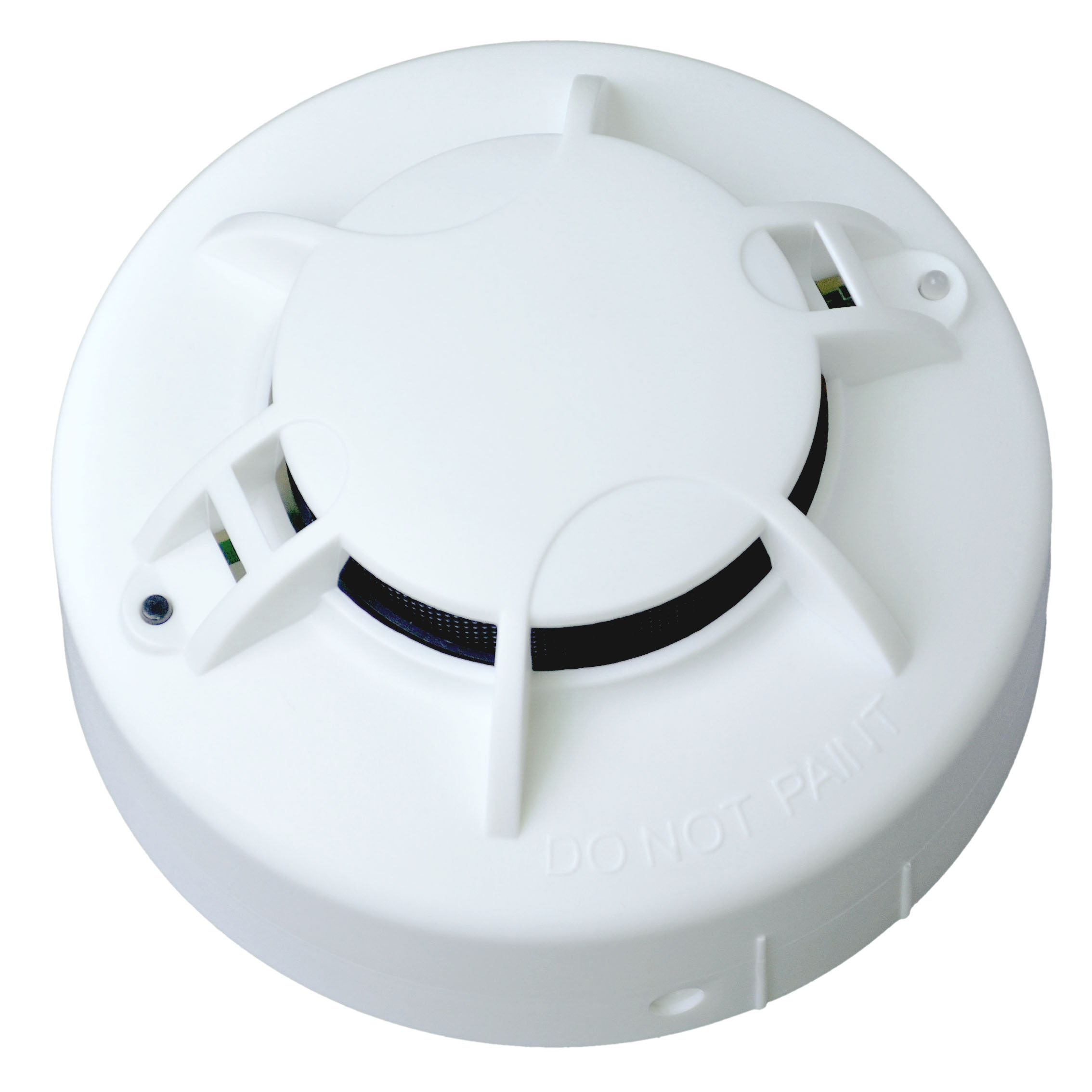 Photoelectric Smoke Alarm AC power DC battery backup