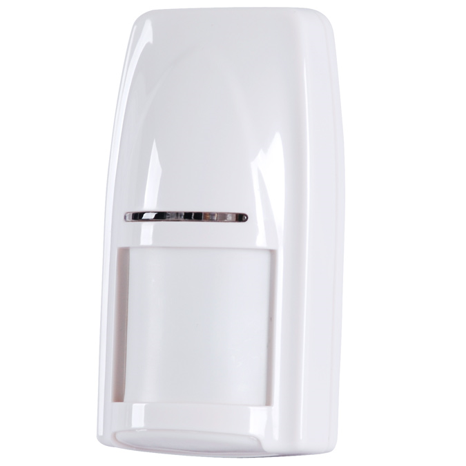 Focus wireless alarm pir and microwave intrusion detector