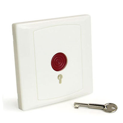 Emergency Button 86 Housing Wired Security Alarm