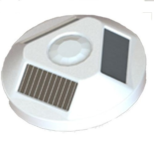Solar-Powered Wireless Ceiling-mount PIR Detector HB-T305