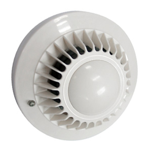 Smoke Detector fire alarm focus wireless detector