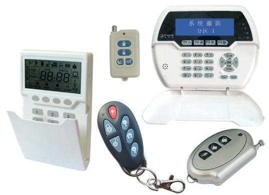 Remote and Keypad Alarms